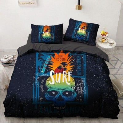 Candy Skull Bedding
