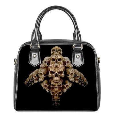 Cross Skull Bag