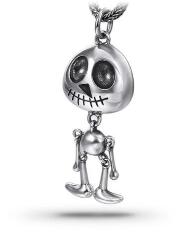 Cute Skull Necklace