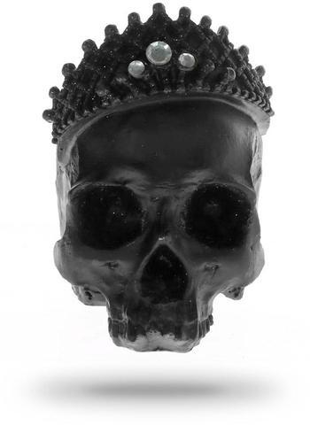 Decorative Black Skull