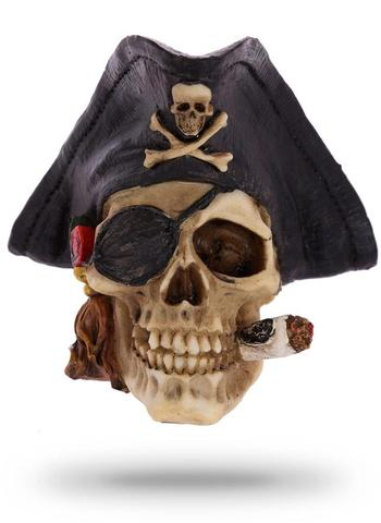 Decorative Captain Skull