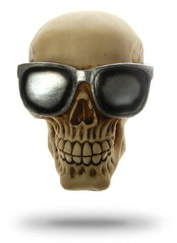 Decorative Glass Skull