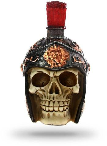 Decorative Legionnaire Skull