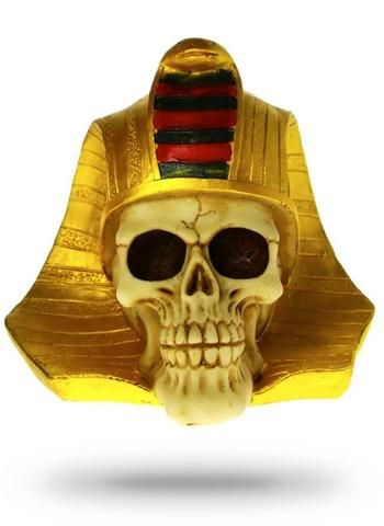 Decorative Pharaoh Skull