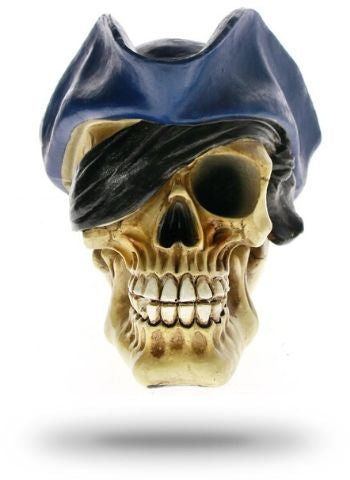 Decorative Pirates Of The Caribbean Skull