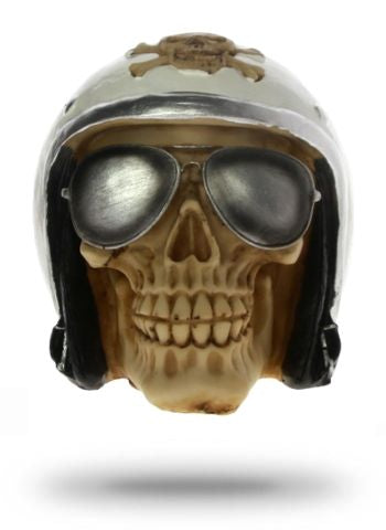 Decorative Policeman Skull