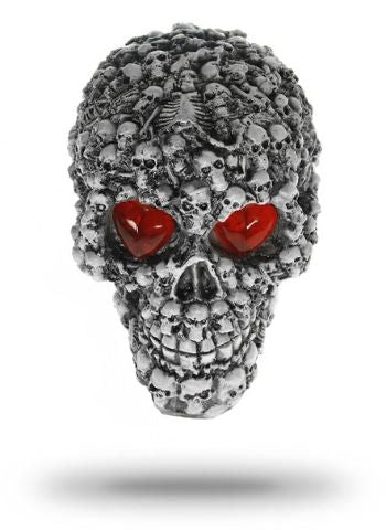 Decorative Skull Statue