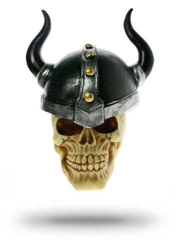 Decorative Viking Skull