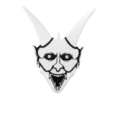 Devil Skull Patch