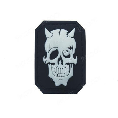 Horned Skull Patch