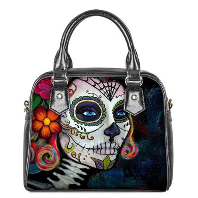 Ladies Skull Purse