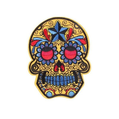 Mexican Skull Patch