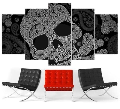 Mexican Skull Wall Art