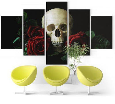 Nature Skull Wall Art