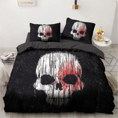 Punisher Skull Comforter
