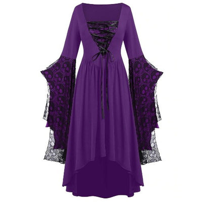 Purple Skull Dress