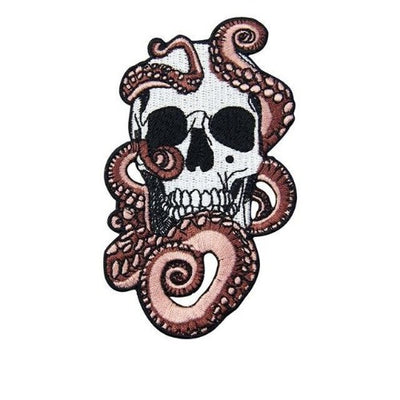 Skull and Tentacles Patch