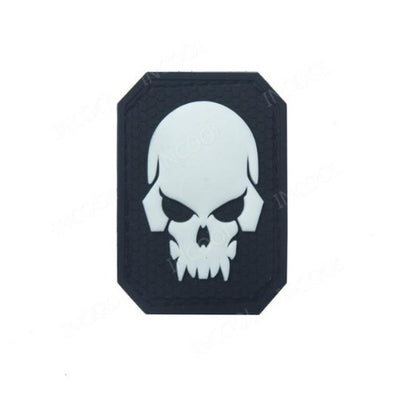 Skull Patch Velcro