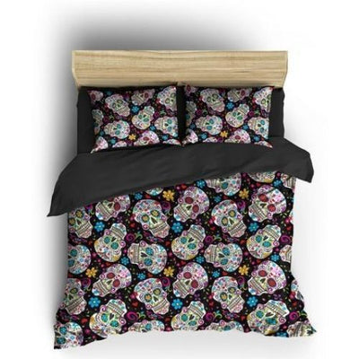 Sugar Skull Bedding