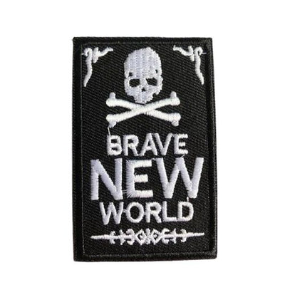 Tactical Skull Patch