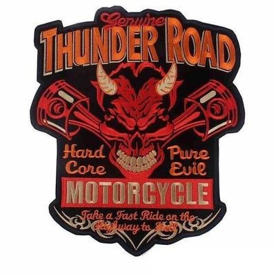 Thunder Road Patch