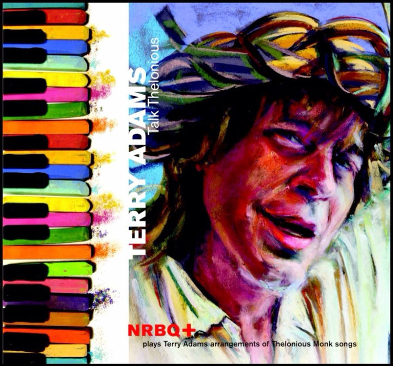 Terry Adams With NRBQ - Talk Thelonious (Vinyle Neuf)