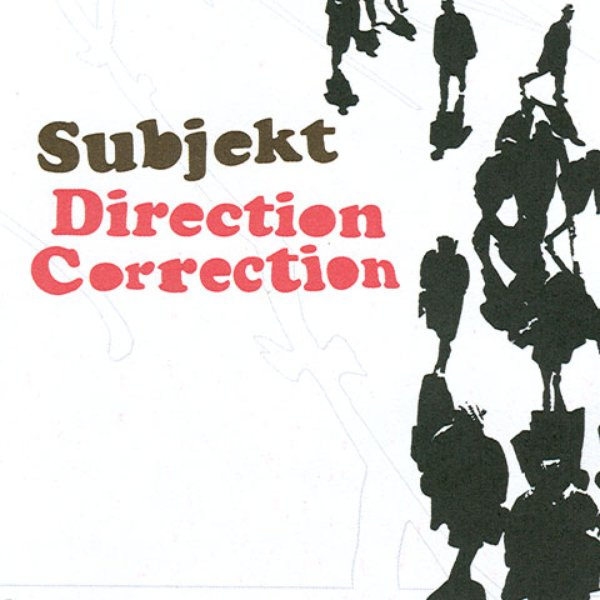 Subjekt - Direction Correction (Vinyle Neuf)