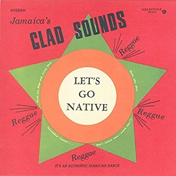 Gladstone Anderson / Lynn Taitt and the Jets - Glad Sounds (Vinyle Neuf)