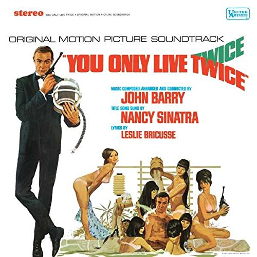 Soundtrack - John Barry: You Only Live Twice (Vinyle Neuf)