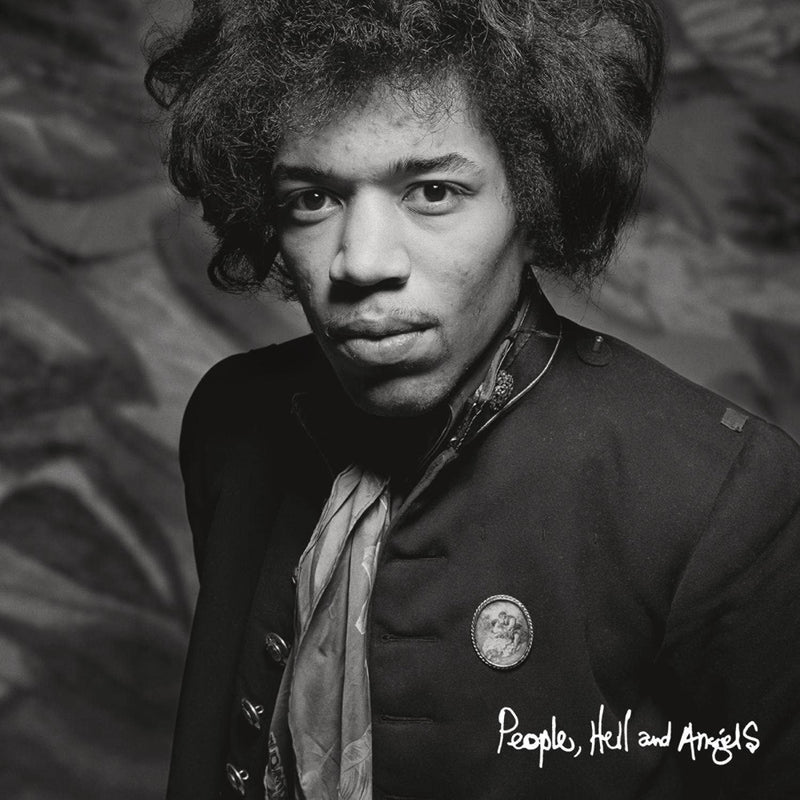 Jimi Hendrix - People Hell and Angels (Vinyle Neuf)