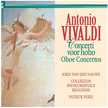 A. Vivaldi - Cons For Ob (CD Usagé)