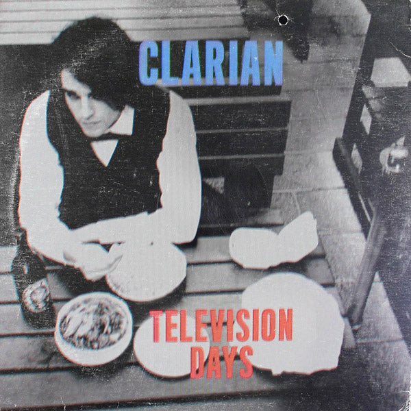 Clarian - Television Days (Vinyle Neuf)