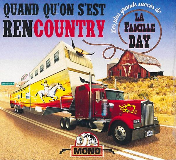 Famille Day - Quand Qu on S est Rencountry (Vinyle Neuf)