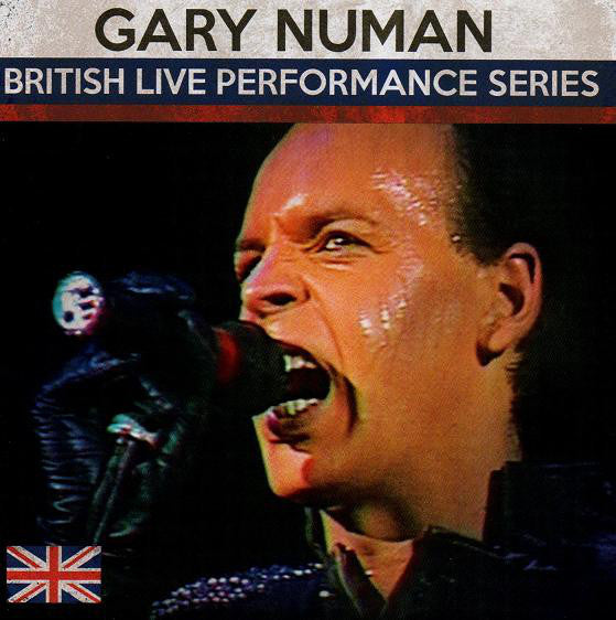 Gary Numan - Live At Hammersmith Odeon 1989 (Vinyle Neuf)