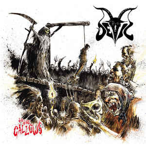 Devil - To The Gallows (Vinyle Neuf)
