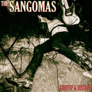 The Sangomas - Giddyup And Destroy (Vinyle Usagé)