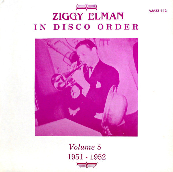 Ziggy Elman - In Disco Order Volume 5 (Vinyle Usagé)