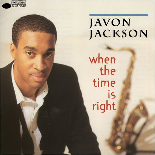 Javon Jackson - When the Time Is Right (CD Usagé)