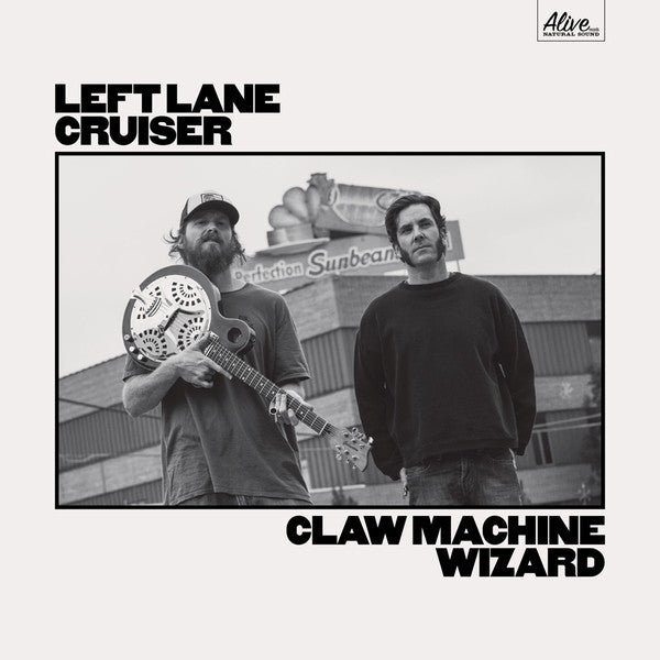 Left Lane Cruiser - Claw Machine Wizard (Vinyle Neuf)