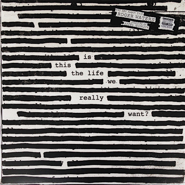 Roger Waters - Is This The Life We Really Want? (Vinyle Neuf)