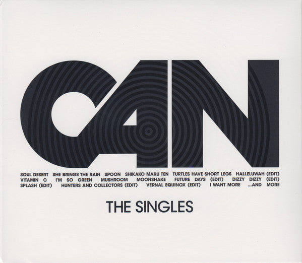 Can - The Singles (Vinyle Neuf)