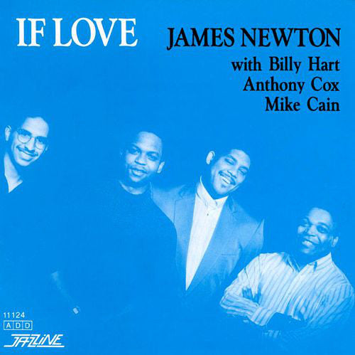 James Newton - If Love (CD Usagé)