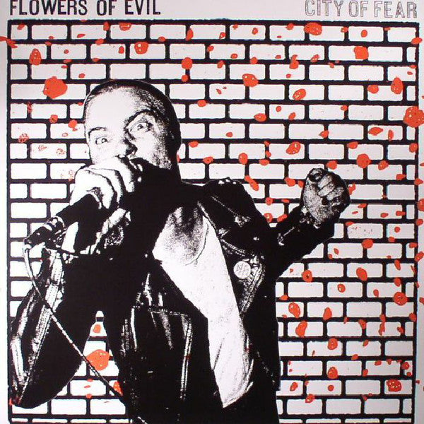 Flowers Of Evil - City Of Fear (Vinyle Neuf)