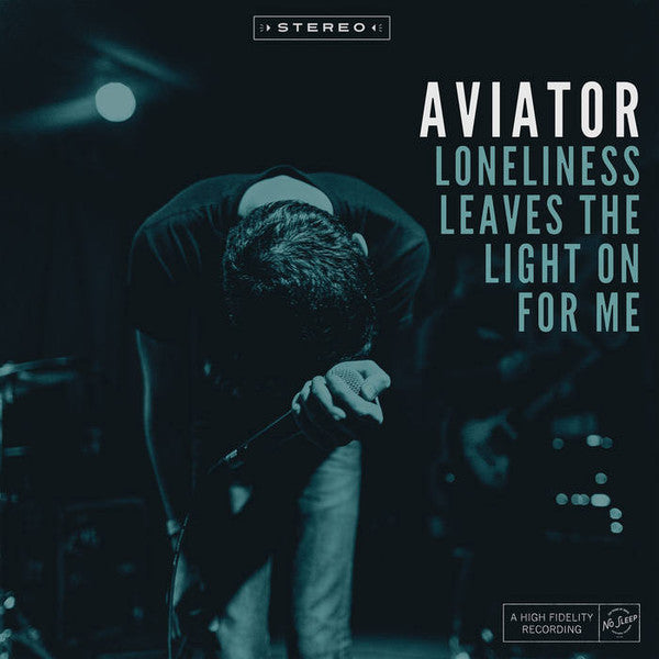 Aviator - Loneliness Leaves The Light On For Me (Vinyle Neuf)
