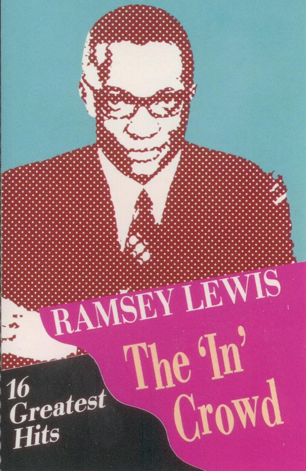 Ramsey Lewis - The In Crowd - 16 Greatest Hits (Cassette Usagée)