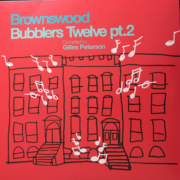 Various - Brownswood Bubblers 12 Pt 2 (Vinyle Neuf)
