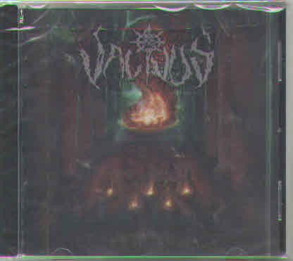 Vacivus - Temple Of The Abyss (Vinyle Neuf)