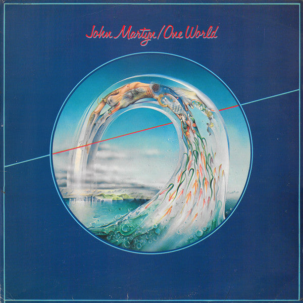 John Martyn - One World (Vinyle Neuf)