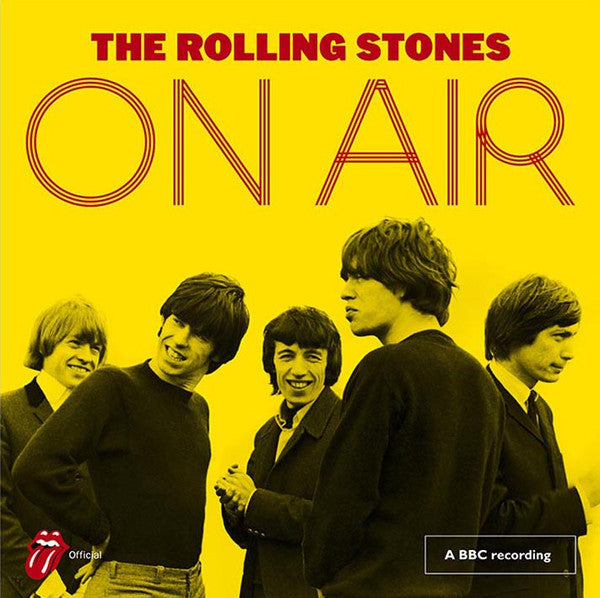 Rolling Stones - On Air (Vinyle Neuf)