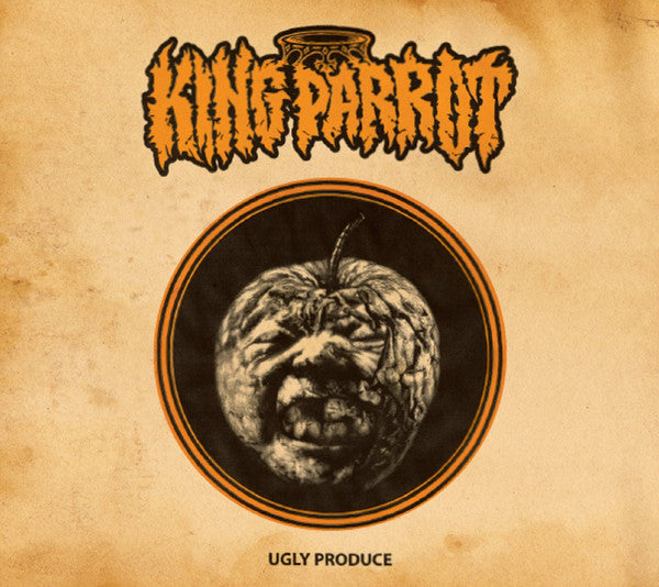 King Parrot - Ugly Produce (Vinyle Neuf)